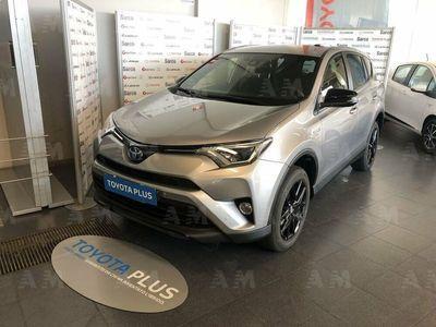 usado Toyota RAV4 Hybrid 2WD Dynamic del 2018 usata a Curno