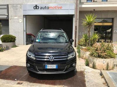 used VW Tiguan 2.0 TDI 150CV 4MOTION DSG Sport