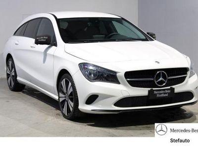 begagnad Mercedes CLA200 d S.W. Automatic Sport