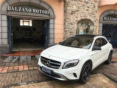 usata Mercedes GLA220 EDITION 1 4MATIC TETTO IPER FULL