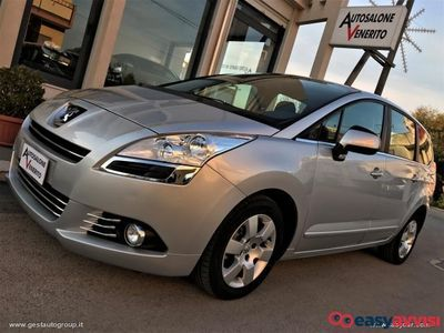 second-hand Peugeot 5008 1.6 HDi 112CV Active