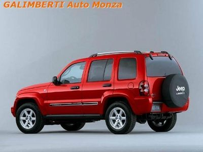 usado Jeep Cherokee 2.8 CRD Limited usato