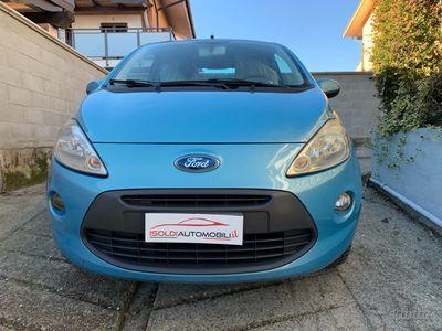 brugt Ford Ka Titanium 1.2cc 69cv Unico Proprietario