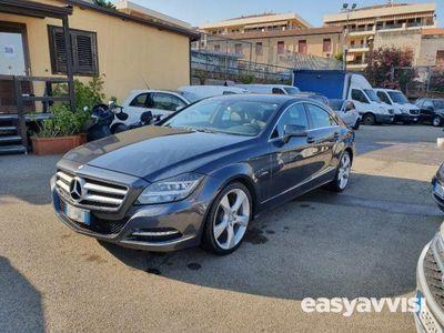 begagnad Mercedes CLS350 CDI BlueEFFICIENCY