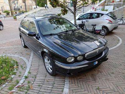usata Jaguar X-type 2.0D cat Wagon Executive EU3