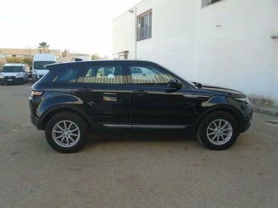 usata Land Rover Range Rover evoque 2.0 TD4 150cv Business Edition Pure Aut