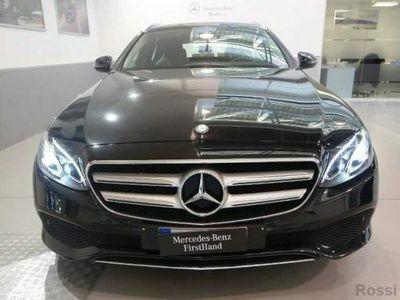 begagnad Mercedes E220 S.W. Auto Business Sport