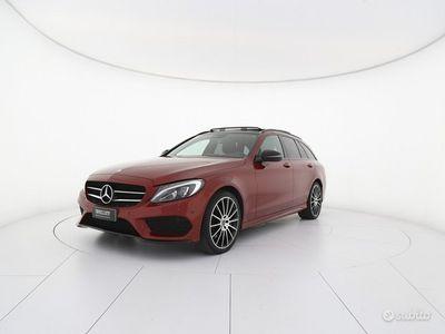 usata Mercedes E250 Classe C SW d Premium 4matic auto 9m