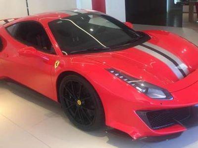 usata Ferrari 488 Pista