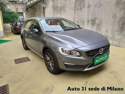 used Volvo V60 CC D3 Geartronic