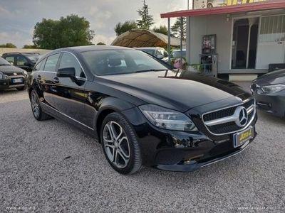 begagnad Mercedes CLS250 sw bluetec 4matic