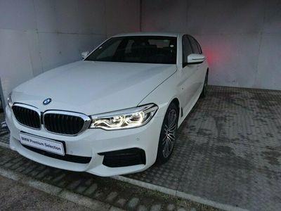 usata BMW 520 Serie 5 d 48V Msport del 2020 usata a San Benedetto del Tronto
