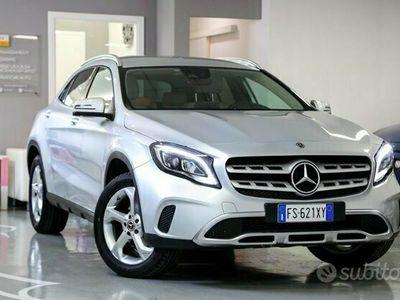 usata Mercedes GLA200 GLA 200d Premium auto