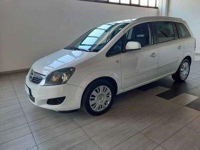 usata Opel Zafira 1.6 16V ecoM 150 CV Turbo One