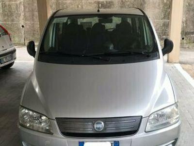 usata Fiat Multipla Multipla 1.9 MJT Dynamic