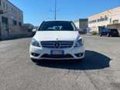 usata Mercedes B180 d Premium Diesel