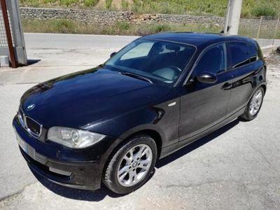 used BMW 120 Serie 1 (E87) cat 5 porte Attiva DPF