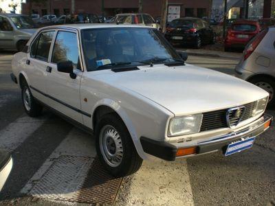 brugt Alfa Romeo Alfetta 1.8 imp. gpl!!! iscritta asi!! benzina