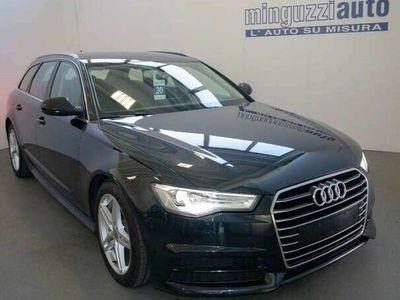 "usata Audi A6 AVANT 2.0 TDI 190 CV S-TRONIC - FARI XENON - CRUISE CTRL - 18"""