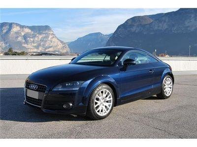 usata Audi TT Roadster 2.0 TDI ultra