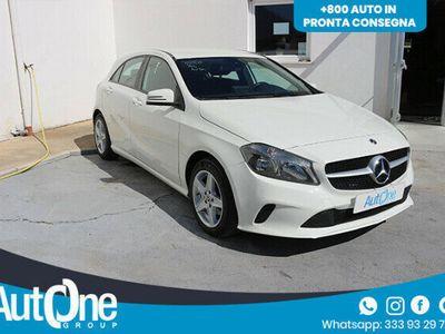 usata Mercedes A160 1.5 D 90 CV EXECUTIVE AUTOMATIC