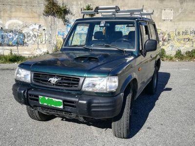 used Hyundai Galloper - 2000