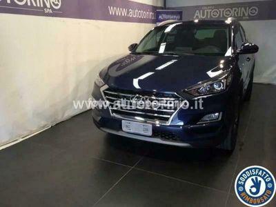 usata Hyundai Tucson New 1.6 CRDi (136CV) 4WD DCT X...