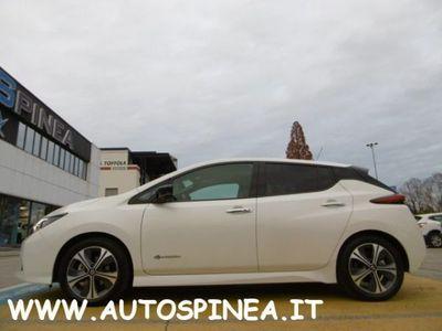 usata Nissan Leaf Tekna usato