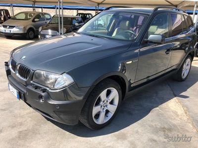 used BMW X3 3.0 diesel 2006