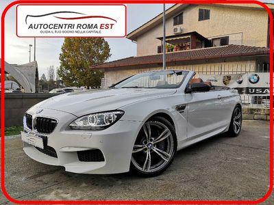 usata BMW M6 Cabriolet Performance M6 Carbon Look