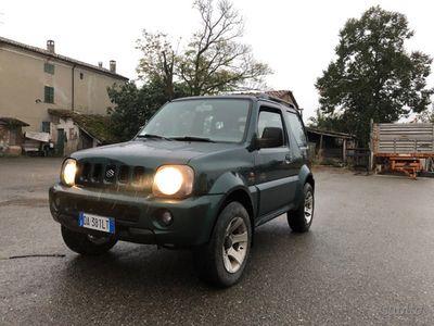 usata Suzuki Jimny 3ª serie - 2008