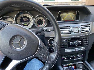usata Mercedes E300 BlueTEC Hybrid Automatic Premium