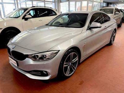 usata BMW 420 Serie 4 Coupé d Luxury usato