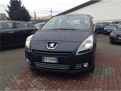 usata Peugeot 5008 1.6 HDi 112CV Féline