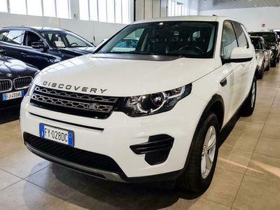 usata Land Rover Discovery Sport 2.0 TD4 SE, AUTOMATICA, NAVI, UNICO PROPRIETARIO!!