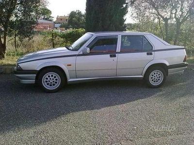 gebraucht Alfa Romeo 75 2.0 TS Serie Numerata Clima Asi
