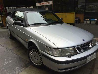 usata Saab 9-3 Cabriolet benzina