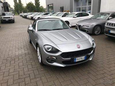 used Fiat 124 Spider 1.4 MultiAir Lusso Pack Premi...