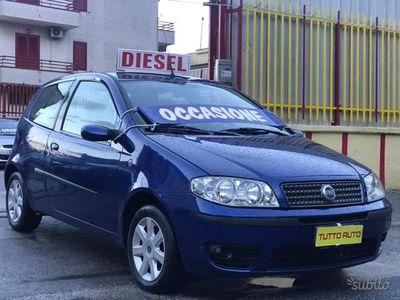 gebraucht Fiat Punto 1,3 mj 2008 full opt