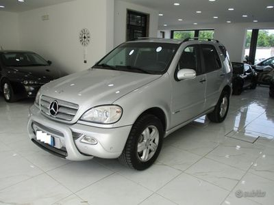 usata Mercedes ML400 turbodiesel Special Edition