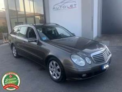 usata Mercedes E220 CDI cat S.W. EVO Elegance Diesel