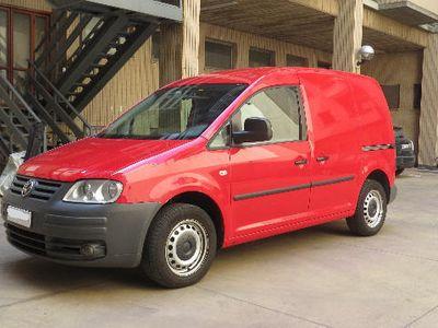 usata VW Caddy 1.9 TDI 105CV DSG 4p. Van