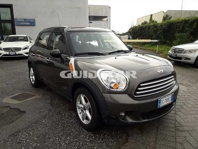 brugt Mini Cooper D Countryman Countryman R60 1.6 all4