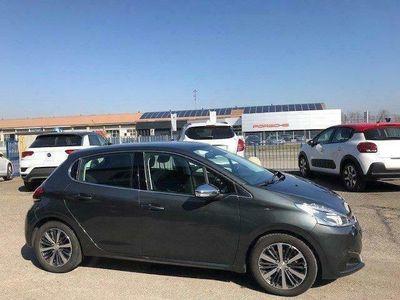 usata Peugeot 208 BlueHDi 75 5 porte Allure FULL OPT. Aziendale