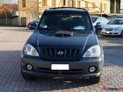 used Hyundai Terracan 2.9 crdi cat premium diesel