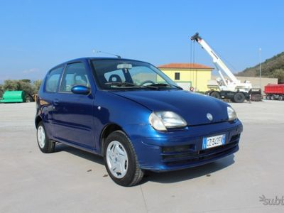 begagnad Fiat 600 1.1 active clima ultima serie