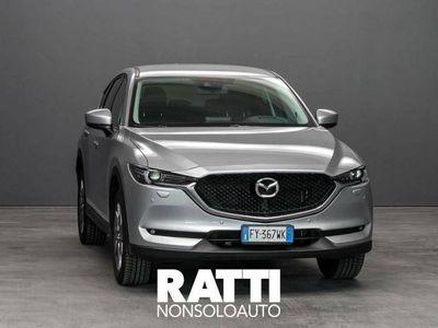 usata Mazda CX-5 2ª serie 2.0L Skyactiv-G 165CV 2WD Exceed