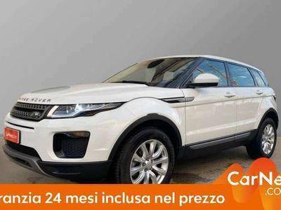 usata Land Rover Range Rover evoque EVO 2.0 Td4 150cv Business Premium Pure