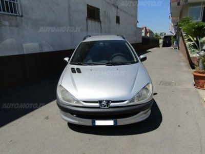 usata Peugeot 206 1.4 HDi SW