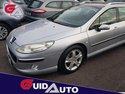 second-hand Peugeot 407 SW 2.0 HDi FAP Executive